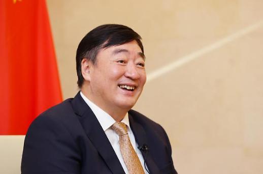 【创刊特辑】中国驻韩国大使邢海明接受本报专访祝贺创刊