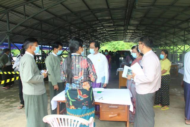 [NNA] 미얀마, 코로나 외출금지령 선거 때는 예외
