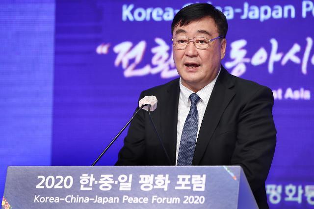 中国大使:望从历史角度看待习近平涉韩战言论