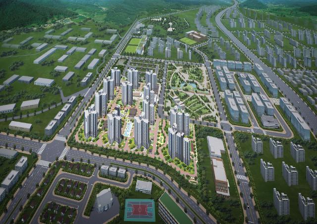 대방산업개발, 30일 김포마송지구 대방 엘리움 더 퍼스트 모델하우스 오픈