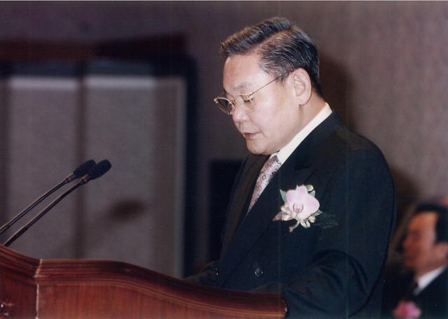 缔造三星奇迹 李健熙任期间三星资产增790万亿韩元