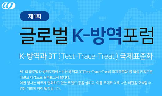 【第一届全球K防疫论坛回顾】Qale Healthcare代表姜勋