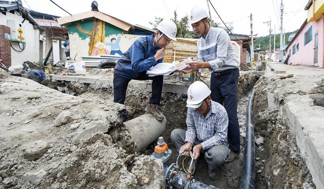 수자원공사, 입찰제도 개선해 중소·지역기업 수주 50% 확대