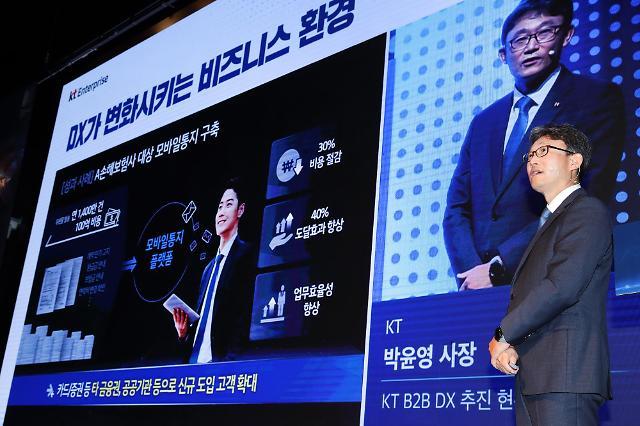 [디지털 플랫폼 기업 KT] KT 엔터프라이즈가 디지털 뉴딜 이끈다