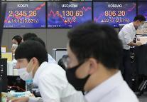 コスピ、個人・外国人の「買い」に上昇で取引終了