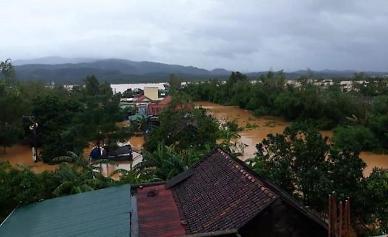 베트남 홍수피해 올해 유난히 큰 까닭은?