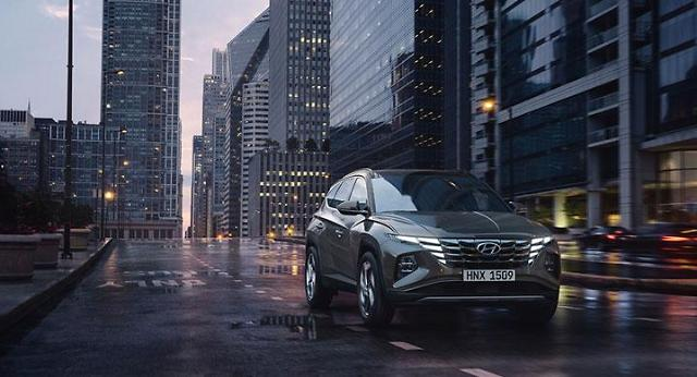 Hyundai Motor works with SM to host virtual showcase for new Tucson model