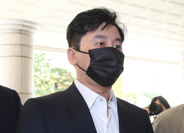 [슬라이드 뉴스] 상습→단순 도박 혐의, 양현석 절금 1000만원 구형