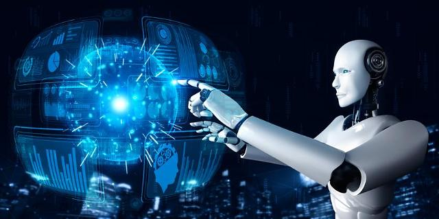 코로나 극복 비밀병기 로봇 2023년 공존사회 구축