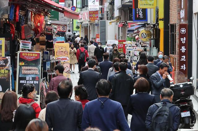 企稳信号增强 韩各界对经济增长重拾信心