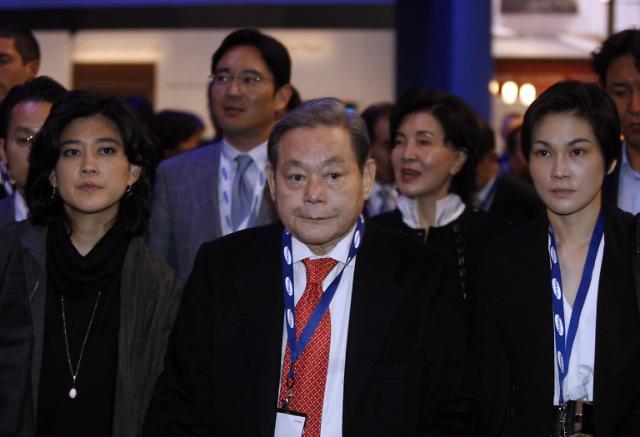 近9成民众认为李健熙对韩国社会贡献巨大