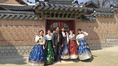 이집트 일간지 외신부 부장의 서울, 경주 관광