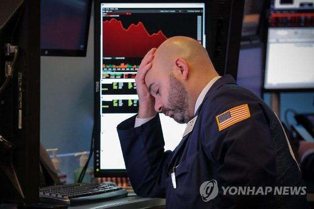 코로나 공포의 귀환?…글로벌 금융시장 변동성 ↑