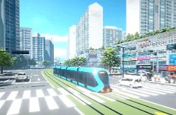 .Tram line project in S. Korean port wins state approval .