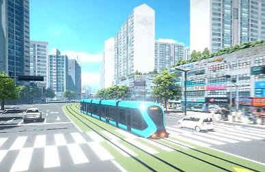 Tram line project in S. Korean port wins state approval
