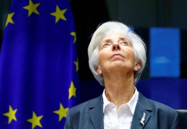 유럽중앙은행, 금리 동결…코로나19 대응채권 매입규모 유지