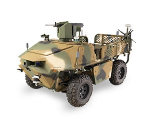 Hanwha Defense works with KT to apply 5G technology to unmanned equipment