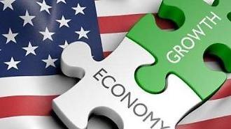 GDP Mỹ quý III đạt mức tăng trưởng kỷ lục 33,1%