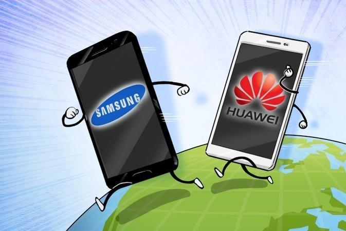 삼성전자, 화웨이 제치고 3분기 세계 스마트폰 시장 1위 복귀