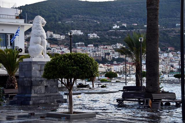 터키·그리스서 규모 7.0 지진...외교부 교민 피해 없어