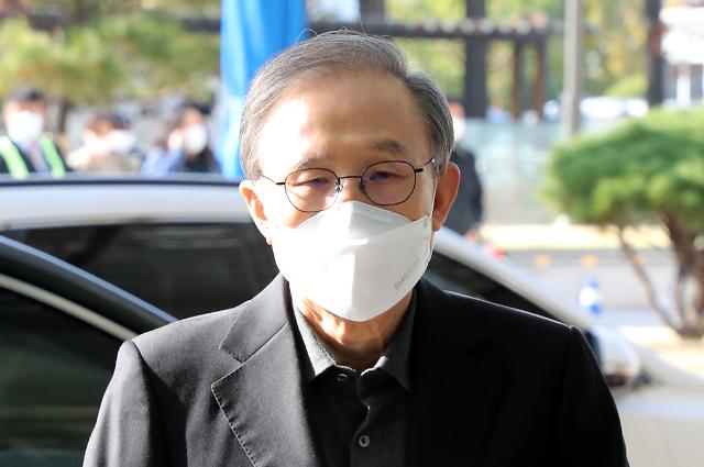 징역 17년 확정 이명박, 오늘 동부구치소 독방 재수감