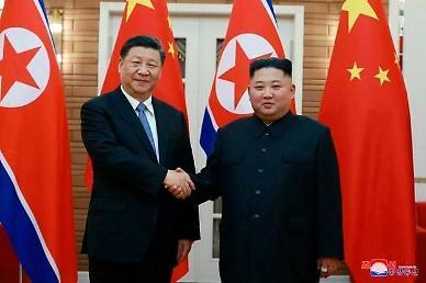 [美대선 그 후] ②밀착하는 북·중…中, 北 비핵화 설득 가능할까