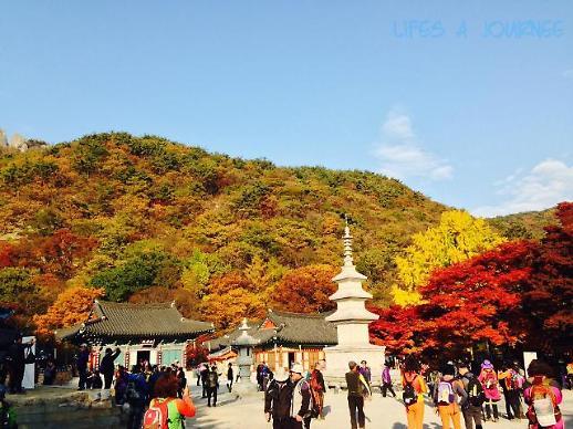Người Hàn Quốc mạnh tay chi tiền cho du lịch trong nước