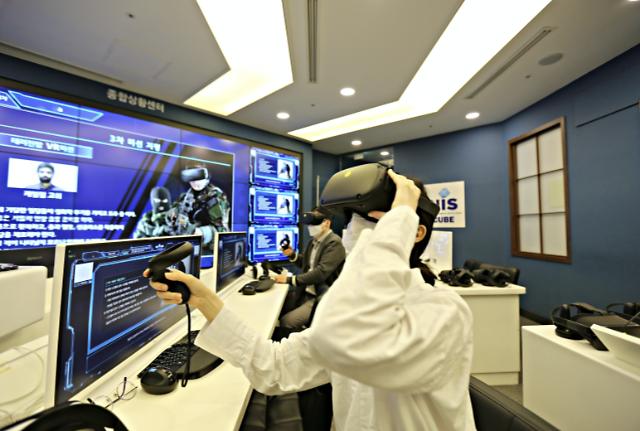 한국잡월드, 테러범 잡는 청소년 VR 체험실 연다