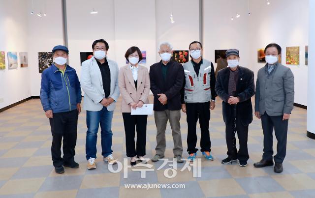 안성사진작가회 사진전 개최