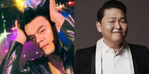 SBS推选秀节目《LOUD》 JYP与PSY参与打造新男团