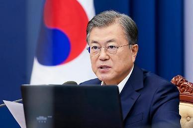 """제조업 격려한 文 """"韓경제, 확연한 성장세…주역은 수출""""(종합)"""