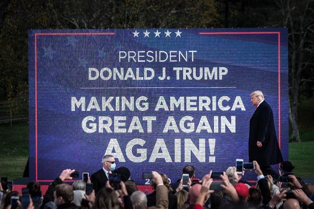 [트럼프 VS 바이든] 바이든의 동맹 VS 트럼프의 독단...대선後 미국을 다시 위대하게?