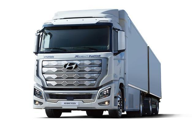 Hyundai auto group establishes fuel cell truck distribution networks in China