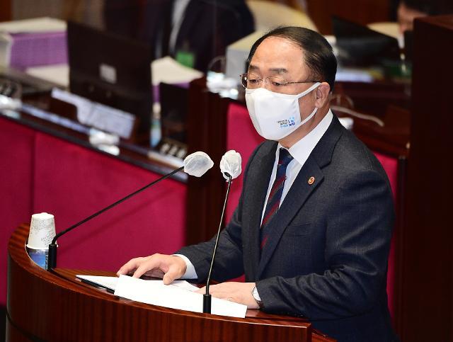 정부부처 수장들 줄줄이 코로나 검사...홍남기·조성욱 자가격리