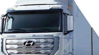 Tập đoàn ô tô Hyundai thiết lập mạng lưới phân phối xe tải chạy pin nhiên liệu ở Trung Quốc
