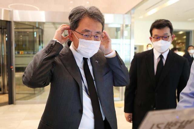 김현종 靑 안보실 2차장, 국감 출석했다 뒤늦게 '자가격리'
