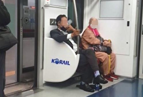 지하철서 음주·흡연 50대 남성 과태료 처분…코레일 대처 미흡 지적도