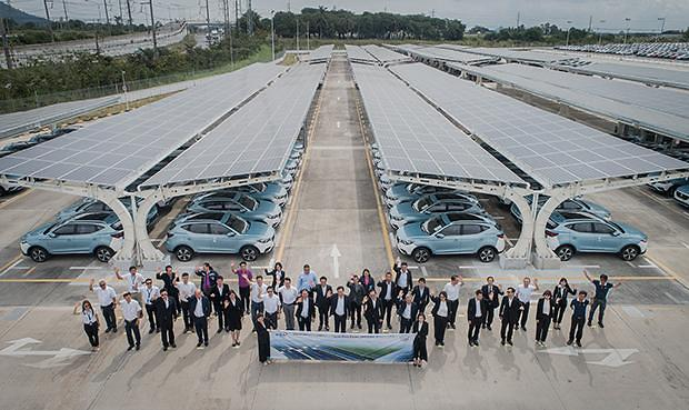 [NNA] 싱가포르 WHAUP, MG공장에 태양광 발전 개시
