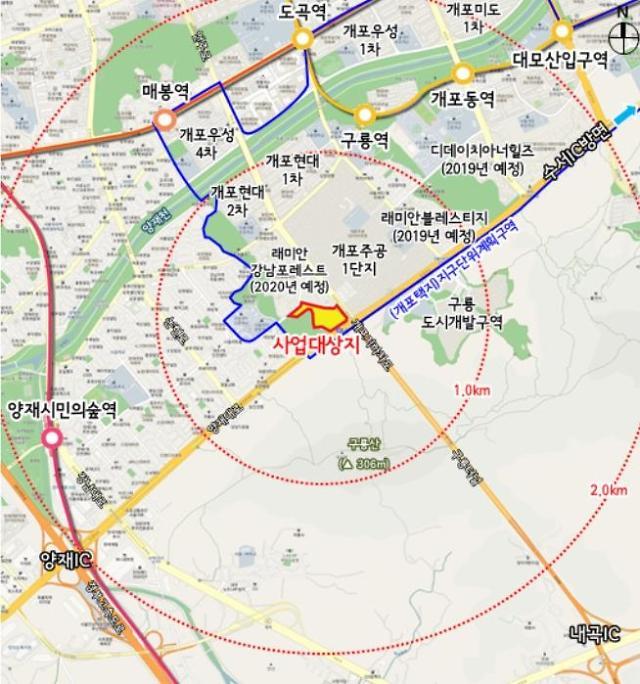 강남 개포우성6차·서초 신반포27차 재건축 계획 승인