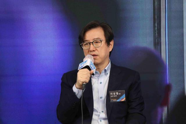 SAP, 내년 한국 첫 데이터센터 가동…데이터 규제업종 클라우드 공략