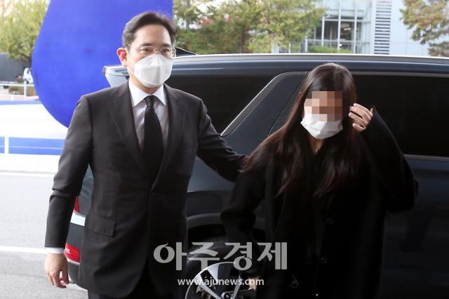 이재용 삼성 부회장 오늘 국정농단 재판 나온다