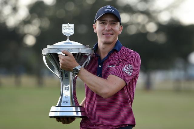 오티스, PGA 첫 승…멕시코 42년 만에 우승자 배출
