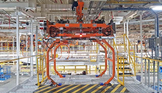 현대로템, 포드 글로벌 공장 생산 설비 수주…763억원 규모