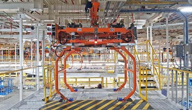 Hyundai Rotem secures order to build transport facilities for Ford