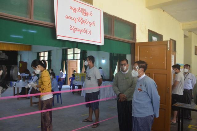 [NNA] 미얀마군 총사령관, 선거 결과 받아들인다