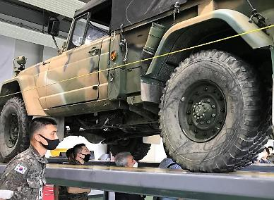 Plasma technology on military vehicles found to be effective in reducing pollution