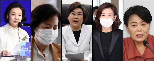 내년 보궐선거, 첫 여성 광역단체장 나올까?