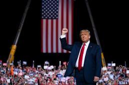 トランプ大統領、ノースカロライナ州で勝利の見通し