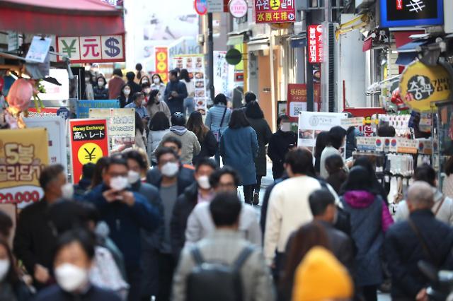 韩智库下调明年韩经济增长预期至3.1%