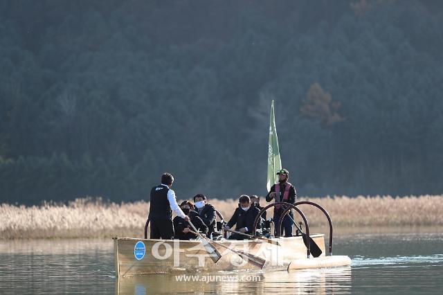 관광 약자를 위한 카누 선착장, 춘천에 조성…전국 최초